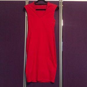 Red Little Dress